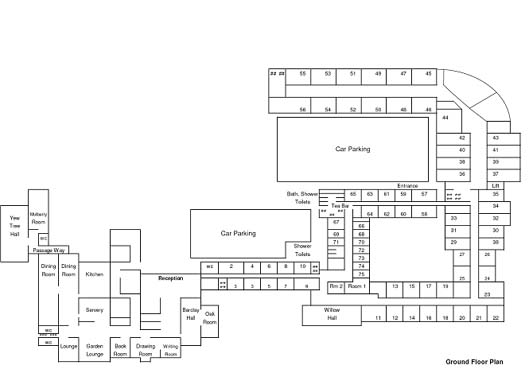 Groung Floor Plan